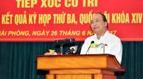 Làm rõ chuyện quy hoạch mở rộng Hà Nội đến tận Hòa Bình, Thái Nguyên