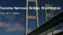Những cây cầu trên thế giới có giá xây dựng đất đỏ