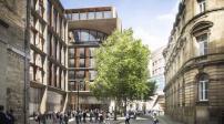 Thiết kế trụ sở mới của Bloomberg ở London
