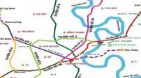 Tp.HCM: Quyết định lập hội đồng thẩm định tuyến metro 41 nghìn tỷ