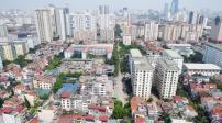Hà Nội: Cung cấp số liệu về tình hình triển khai dự án khu đô thị, phát triển nhà ở