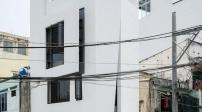 Chiêm ngưỡng ngôi nhà góc cạnh ở Gò Vấp