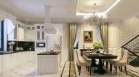 15 mẫu thiết kế cho phòng ăn sang trọng