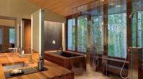 Phòng tắm kiểu Nhật đơn giản mà tiện nghi