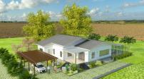 Gợi ý cách xây nhà một tầng tiết kiệm