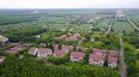 Nhiều biệt thự bỏ hoang trong khu đô thị mới ở Đồng Nai