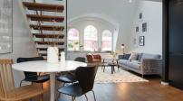 Ngôi nhà 55m2 tuyệt đẹp với thiết kế Scandinavia