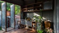 Ngôi nhà bằng gỗ, tôn độc đáo ở An Giang