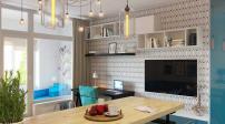 Thiết kế nội thất cho căn hộ 30m2
