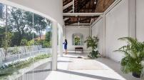 Cải tạo căn nhà 70 tuổi ở Sài Gòn tuyệt đẹp