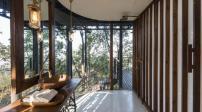 Ngôi nhà gỗ nằm trên cây độc đáo ở Ấn Độ