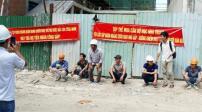 Khánh Hòa: Người dân tụ tập đòi công ty Hoàng Quân giao nhà ở xã hội