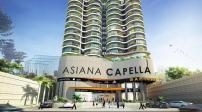 Tp.HCM phê duyệt đầu tư 350 căn căn hộ Asiana Capella