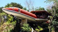 Cải tạo máy bay hỏng thành nhà triệu đô độc đáo