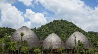 Nhà hàng mái vòm Sơn La với kiến trúc độc đáo