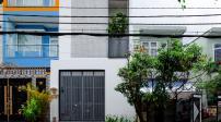 Căn nhà phố thiết kế đơn giản nhưng phá cách ở Sài Gòn