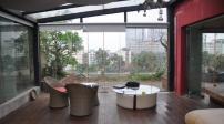 Cải tạo căn nhà tầng 10 ở Hà Nội xanh mát