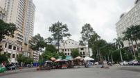 Tp.HCM: Đề xuất xây công viên tại bãi giữ xe trung tâm quận 1