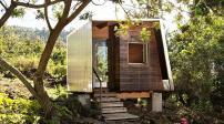 Thiết kế ngôi nhà nhỏ ngoài trời cho người yêu thiên nhiên