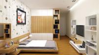 Gợi ý cách trang trí nội thất chung cư nhỏ đẹp