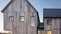 Ngôi nhà gỗ ở Canada được xây dựng bảo tồn đất đai