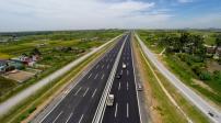 Xây dựng một số đoạn đường cao tốc tuyến Bắc – Nam