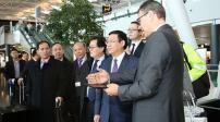 Tập đoàn Thụy Sỹ muốn đầu tư vào dự án sân bay Long Thành