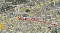 Đề xuất xây dựng đường trên cao nối sân bay Tân Sơn Nhất