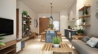 Ngắm căn hộ có nội thất mang phong cách Scandinavian
