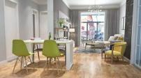Cách cải tạo sàn nhà và nội thất tuyệt đẹp