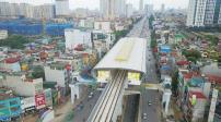 Điều chỉnh tổng mức đầu tư xây dựng đường sắt đô thị Hà Nội đoạn số 2