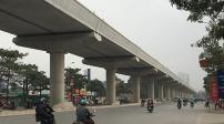 Lùi tiến độ đường sắt Nhổn - ga Hà Nội đến cuối năm 2022