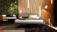 Trang trí phòng ngủ bằng đèn độc đáo