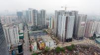 Yêu cầu không xây thêm chung cư cao tầng ở trung tâm Hà Nội, Tp.HCM