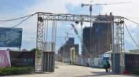 Xây dựng không phép, chủ đầu tư dự án Cocobay bị xử phạt