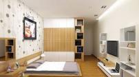 Gợi ý cách chọn nội thất phòng ngủ cho căn hộ chung cư