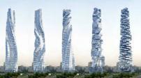 """Độc đáo khách sạn có khả năng """"biến hình"""" ở Dubai"""