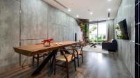 Sau khi cải tạo, căn hộ ở Hà Nội chứa đầy cánh cửa bí mật