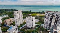 Tháng Ngâu cũng khiến doanh số bất động sản Singapore sụt giảm