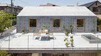 Thiết kế tối giản, thông minh của ngôi nhà ở vùng nông thôn Nhật Bản