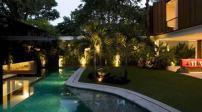 Những cách bố trí hệ thống ánh sáng để có không gian sân vườn đẹp