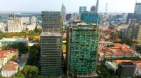 Giá thuê văn phòng trung tâm Tp.HCM cao nhất 70 USD/m2