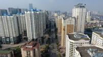 Chung cư Hà Nội sụt giảm mạnh giao dịch