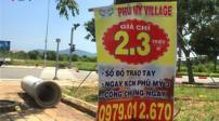 Kiểm tra khẩn các dự án phân lô, bán nền trái phép tại Bà Rịa-Vũng Tàu