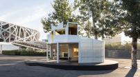 Thiết kế độc đáo và phá cách của ngôi nhà cabin 15 m2