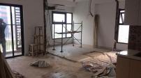 Căn hộ 75 m2 đẹp và thoáng như villa nhờ cải tạo lại phòng ngủ