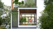 Tư vấn thiết kế xây nhà 3 tầng, chi phí 1,5 tỷ gồm cả nội thất