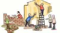 Hàng xóm lấn đất xây nhà lại còn được cấp sổ đỏ, tôi phải làm gì?