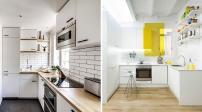 Những căn bếp nhỏ đẹp long lanh khiến bạn sẵn sàng đánh đổi