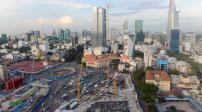 Giá đất khu phức hợp 6 sao gần chợ Bến Thành chạm đỉnh 700 triệu đồng/m2